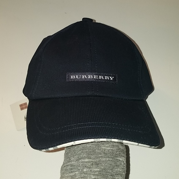 Burberry golf cap baseball c6a9db37d12